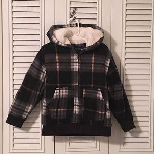 Other - Boys size 5 warm fleece coat
